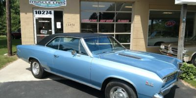COMING SOON - 1967 Chevrolet Chevelle SS 396