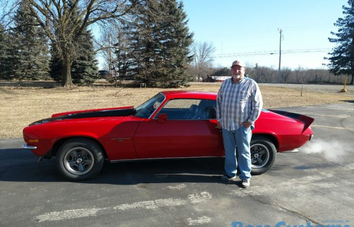 SOLD SOLD - 1973 Chevrolet Camaro RS - 4 speed