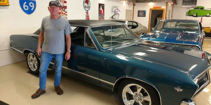 SOLD BEFORE ADVERTISED - 1967 Chevrolet Chevelle Malibu