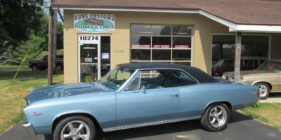 FOR SALE - 1967 Chevrolet Chevelle SS 396 - $38,900