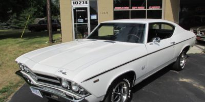 FOR SALE - 1969 Chevrolet Chevelle SS 396 - $34,900