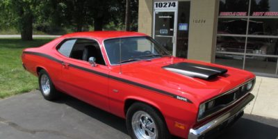 FOR SALE - 1970 Plymouth Duster #'s Matching 340/408 - $33,900