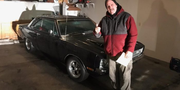 SOLD SOLD - 1970 Dodge Dart Swinger 383