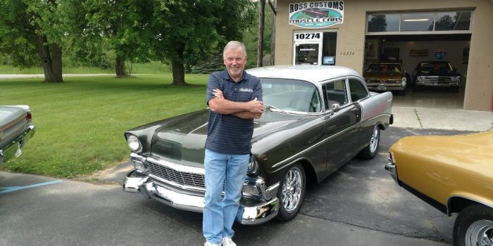SOLD SOLD - 1956 Chevrolet Bel Air 210
