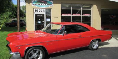 FOR SALE - 1966 Chevrolet Impala - $32,900