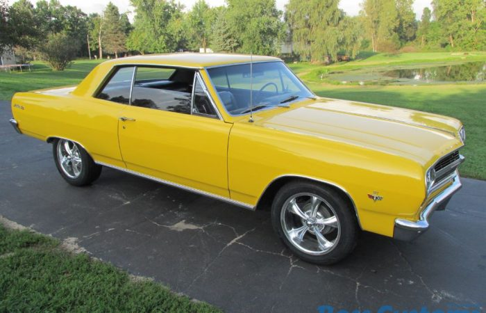 SOLD BEFORE ADVERTISED  - 1965 Chevrolet Malibu SS
