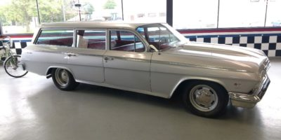 COMING SOON - 1962 Chevrolet Impala Wagon