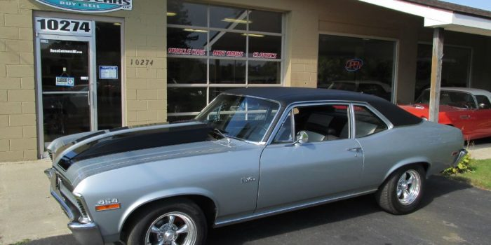 SOLD SOLD - 1970 Chevrolet Nova SS 454 - 4 speed