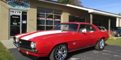 FOR SALE - 1969 Chevrolet Camaro SS Pro-Touring - $53,900