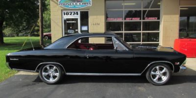 SOLD SOLD -1966 Chevrolet Chevelle SS 396 - 4 speed - 138 VIN