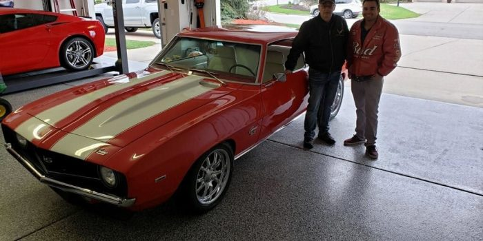 SOLD SOLD - 1969 Chevrolet Camaro SS Pro-Touring