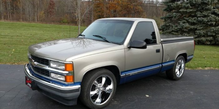 SOLD SOLD - 1998 Chevrolet Silverado 1500 - short box