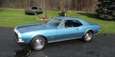 FOR SALE - 1967 Chevrolet Camaro RS - #'s matching - $34,900