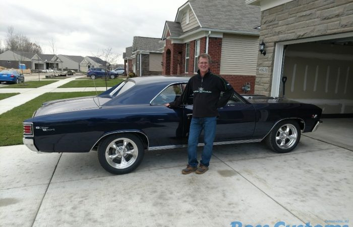 SOLD BEFORE ADVERTISED - 1967 Chevrolet Chevelle SS 396 - 138 VIN