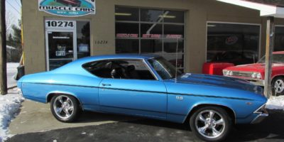 FOR SALE - 1969 Chevrolet Chevelle SS 396 - $36,900