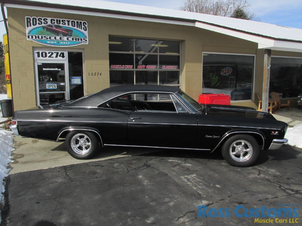 Awesome Sold Sold 1966 Chevrolet Impala Ss 396 Ross Customs Theyellowbook Wood Chair Design Ideas Theyellowbookinfo