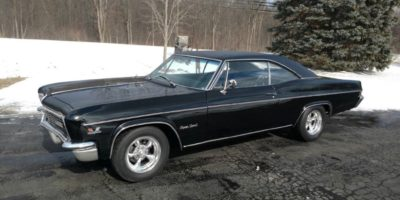 FOR SALE - 1966 Chevrolet Impala SS 396 - $34,900