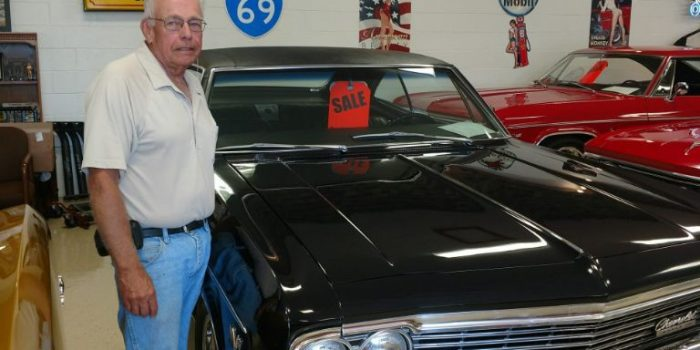 SOLD SOLD - 1966 Chevrolet Impala SS 396