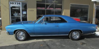 FOR SALE  - 1967 Chevrolet Chevelle SS 396 #'s matching - 138 VIN - $47,900