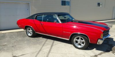 SOLD BEFORE ADVERTISED - 1971 Chevrolet Chevelle
