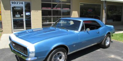 FOR SALE - 1967 Camaro RS/SS - 4 speed - $37,900