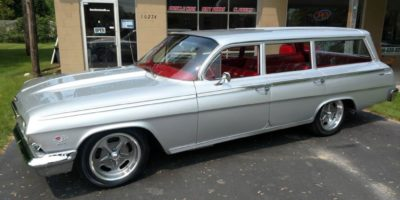 SOLD SOLD - 1962 Chevrolet Impala Bel Air Wagon 409 - 4 speed