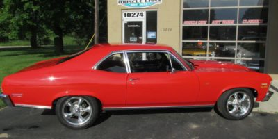 FOR SALE - 1972 Chevrolet Nova SS 350 - $32,900
