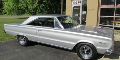 FOR SALE - 1967 Plymouth GTX 440 Belvedere - $41,900