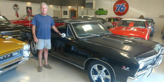 SOLD SOLD - 1967 Chevrolet Chevelle SS 396 - 4 speed - 138 VIN - #'s match