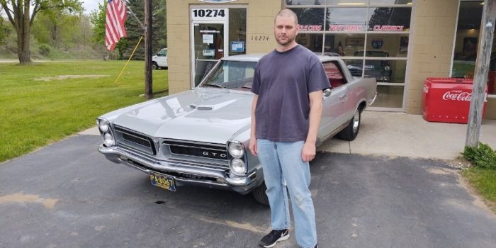 SOLD SOLD - 1965 Pontiac LeMans GTO