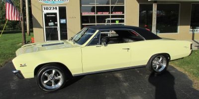 FOR SALE - 1967 Chevrolet Chevelle SS 396 - 138 VIN - $47,900