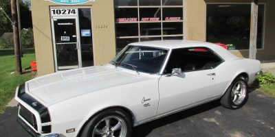 FOR SALE - 1968 Chevrolet Camaro RS #'s match 327 - $35,900