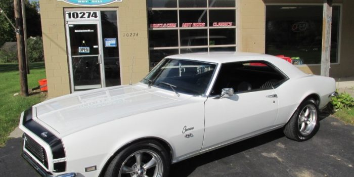 SOLD SOLD - 1968 Chevrolet Camaro RS #'s match 327