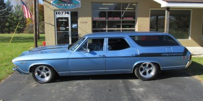 FOR SALE - 1969 Chevrolet Chevelle Concours Wagon - $34,900