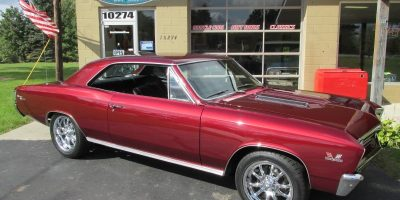 FOR SALE - 1967 Chevrolet Chevelle SS 396 - $42,900