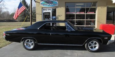FOR SALE - 1967 Chevrolet Chevelle SS 396 - 4 speed - 138 VIN - $47,900