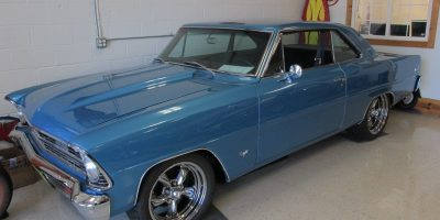 JUST ARRIVED - 1967 Chevrolet Nova II LS