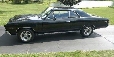 COMING SOON - 1967 Chevrolet Chevelle SS 396 - 4 Speed - 138 VIN