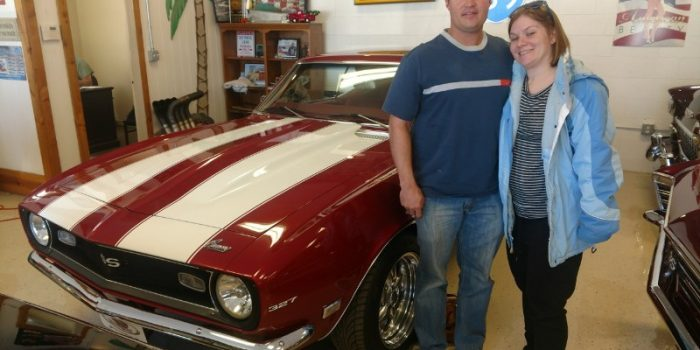 SOLD SOLD - 1968 Chevrolet Camaro SS