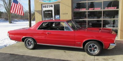 FOR SALE - 1965 Pontiac GTO Le Mans - 4 speed - $37,900