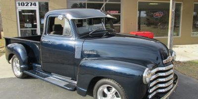 FOR SALE - 1952 Chevrolet 3100 - 5 Window - Short Box - $29,900