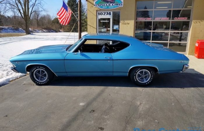SOLD SOLD - 1969 Chevrolet Chevelle COPO 427 - 4 speed