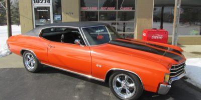 SOLD SOLD - 1972 Chevrolet Chevelle SS 496 Stroker 635 HP
