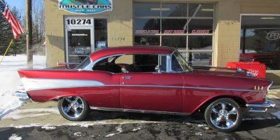 SALE PENDING - 1957 Chevrolet Bel Air - 2 door hardtop