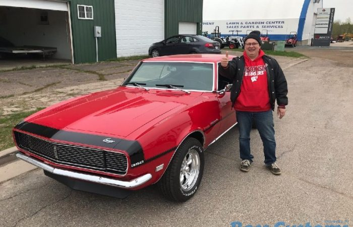 SOLD SOLD - 1968 Chevrolet Camaro RS 350