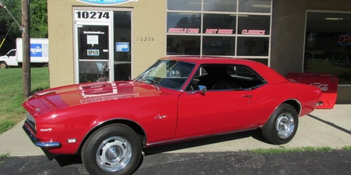 FOR SALE - 1968 Chevrolet Camaro 327 - 4 barrel - $35,900