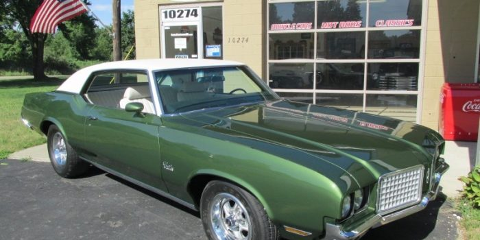 FOR SALE - 1972 Oldsmobile Cutlass Supreme - $26,900