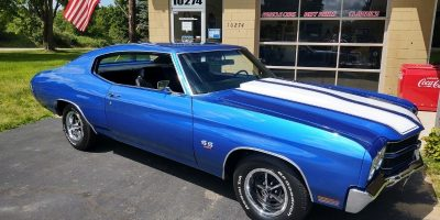 SOLD SOLD - 1970 Chevrolet Chevelle SS 454