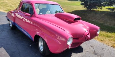 SOLD BEFORE ADVERTISED - 1948 Studebaker Starlite Custom
