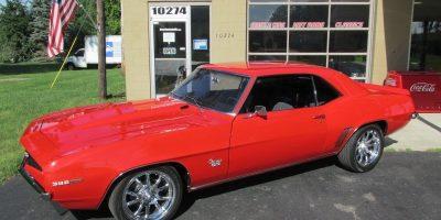 SOLD SOLD - 1969 Chevrolet Camaro SS - Big Block